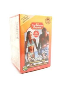 Slimming Herbal Tea by Caribbean Dreams | Buy Online at the Asian Cookshop